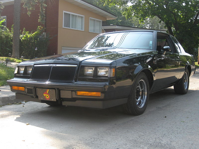 Black Air The Story Of Buick S Grand National And Gnx Video