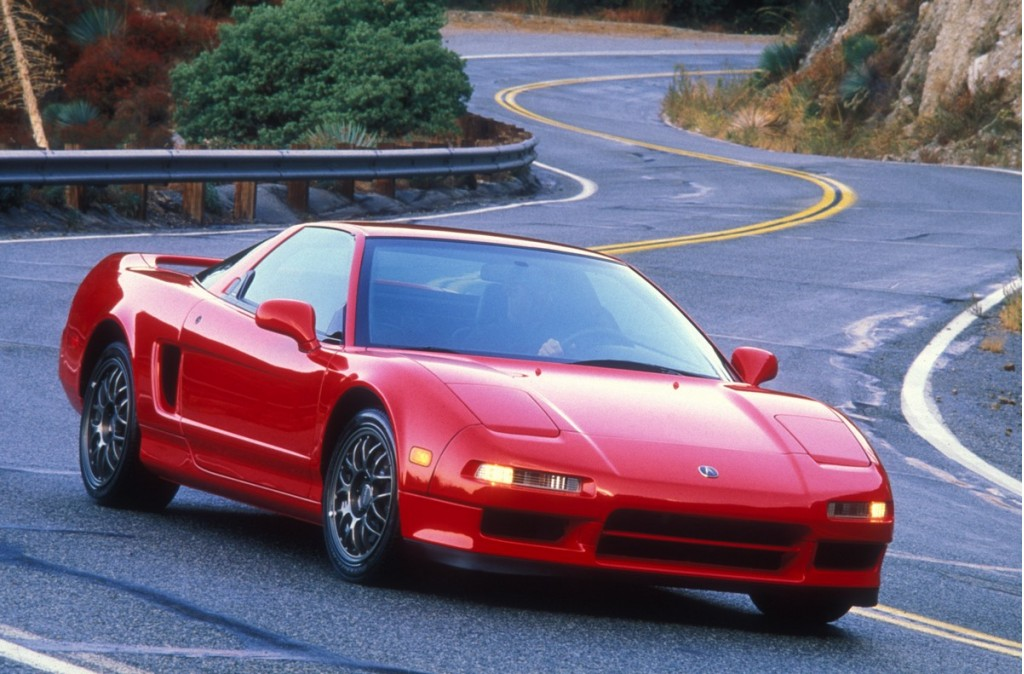 2005 Acura NSX Pictures/Photos Gallery - Green Car Reports
