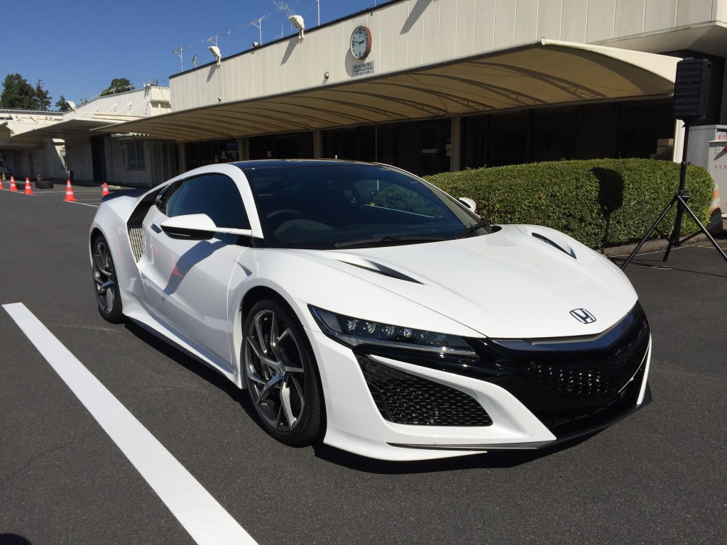 Image: Acura NSX, Honda R&D Center, Oct. 2015, size: 1024 x 768, type: gif, posted on: October ...