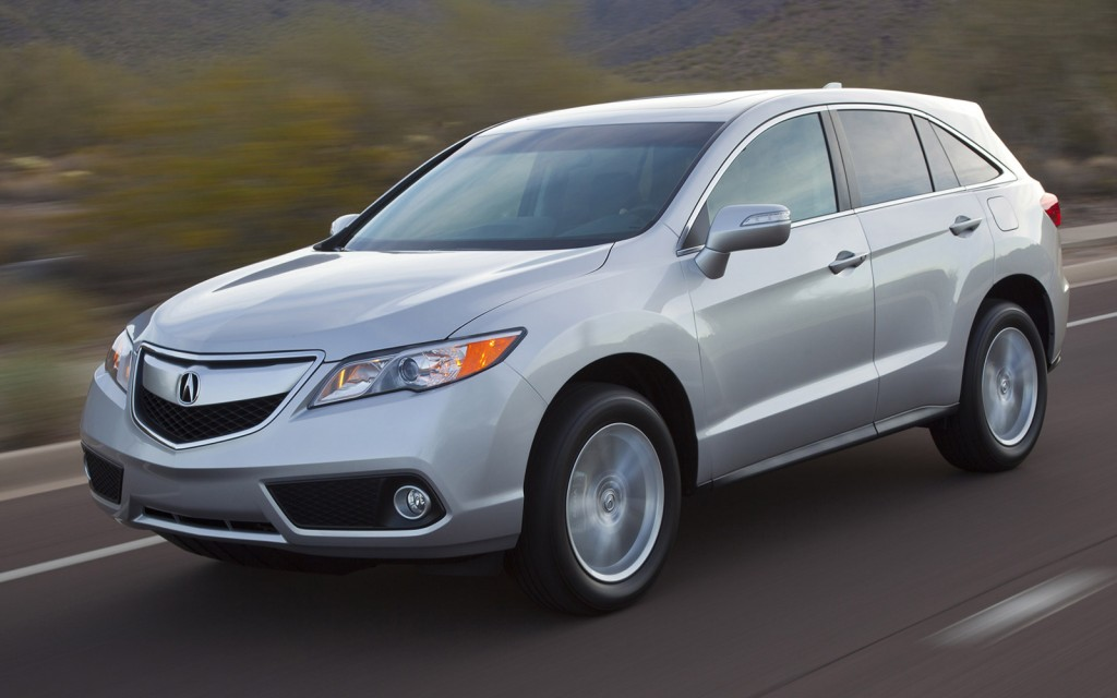 2014 acura rdx priced from 35 415. Black Bedroom Furniture Sets. Home Design Ideas