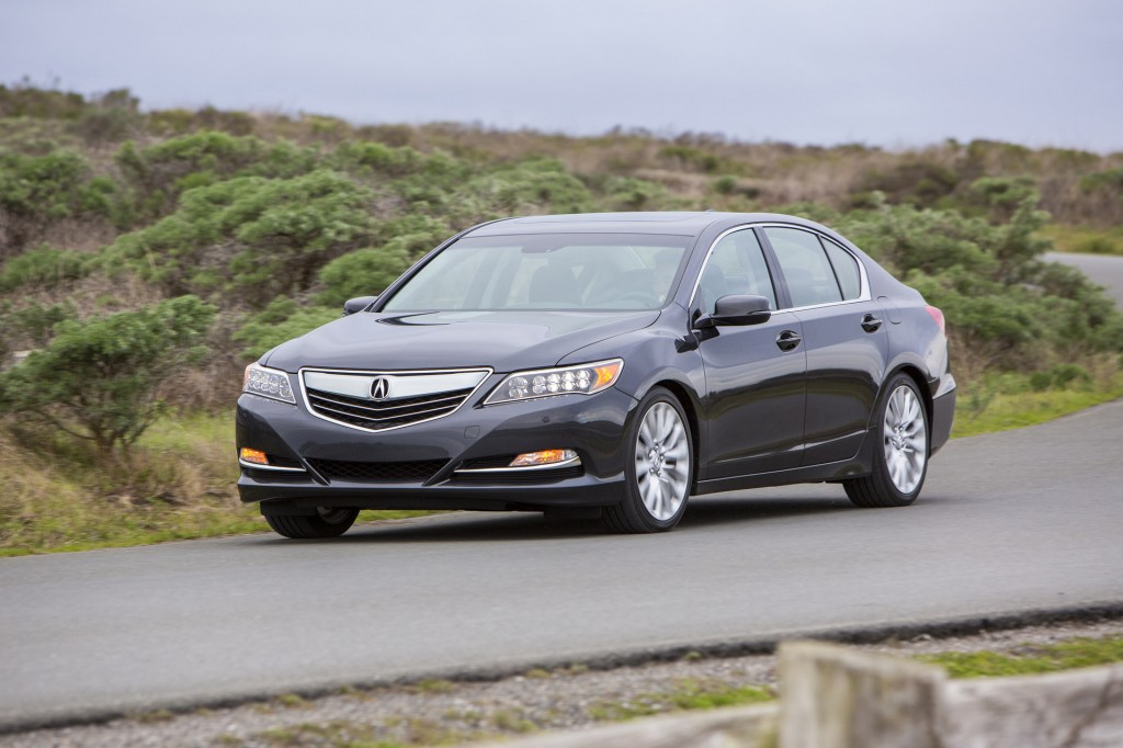 2016 acura rlx gets acurawatch driver aids chassis tuning. Black Bedroom Furniture Sets. Home Design Ideas