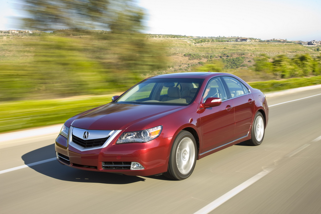 2009 acura rl pictures photos gallery green car reports. Black Bedroom Furniture Sets. Home Design Ideas