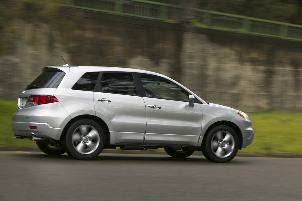 2009 Acura Rdx Pictures Photos Gallery Motorauthority
