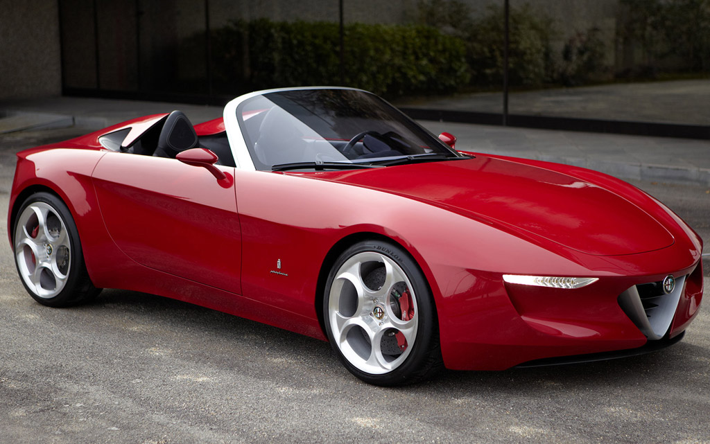 Next Gen Mazda Mx 5 To Spawn New Alfa Romeo Spider Official