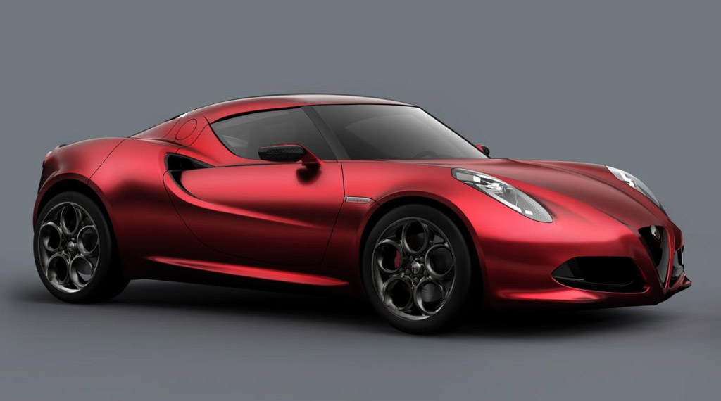 2011 alfa romeo 4c concept. Black Bedroom Furniture Sets. Home Design Ideas
