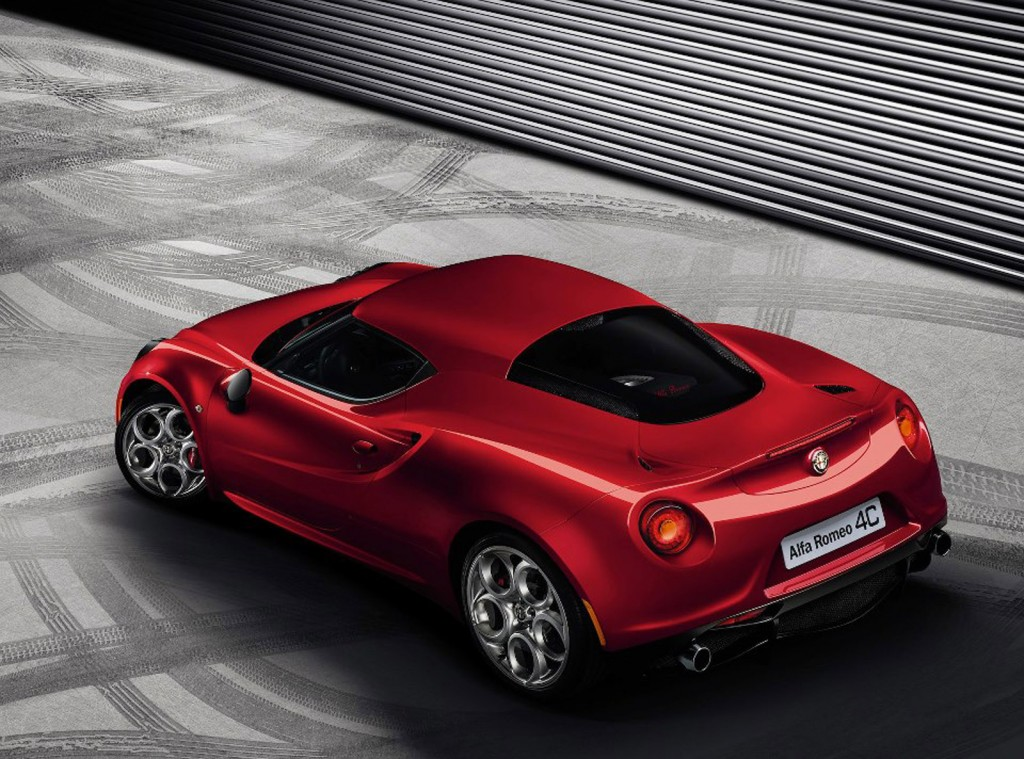 2014 alfa romeo 4c full specs. Black Bedroom Furniture Sets. Home Design Ideas