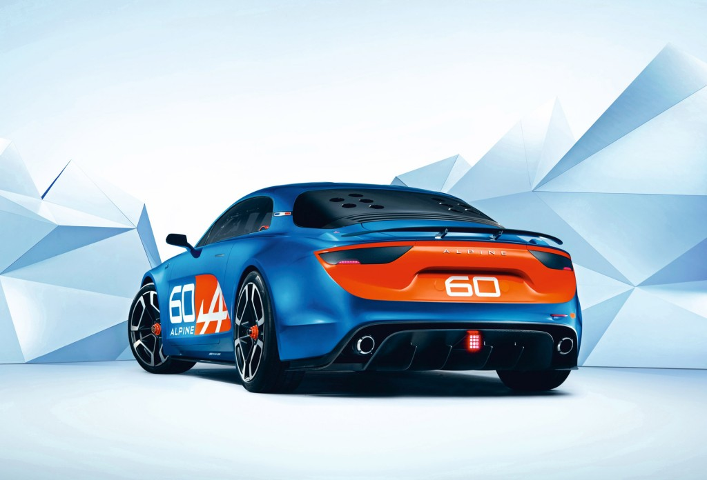 renault s alpine sports car previewed by new concept revealed at le mans. Black Bedroom Furniture Sets. Home Design Ideas