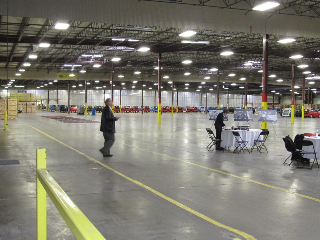 Motor vehicle assembly plants in indiana for Toyota motor manufacturing indiana inc princeton in