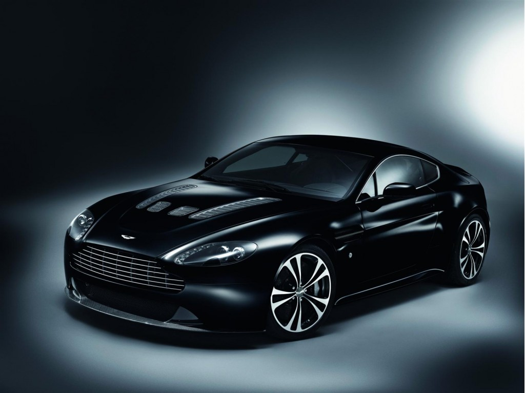 aston martin releases dbs and v12 vantage carbon black special editions. Black Bedroom Furniture Sets. Home Design Ideas