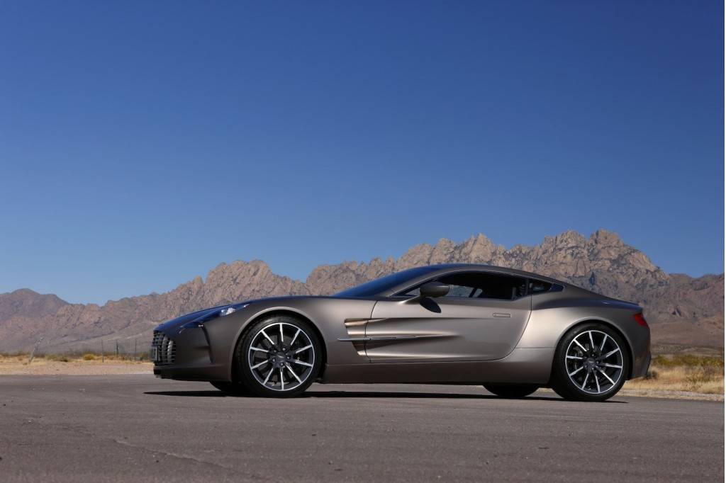 aston martin one 77 supercar is officially sold out. Black Bedroom Furniture Sets. Home Design Ideas