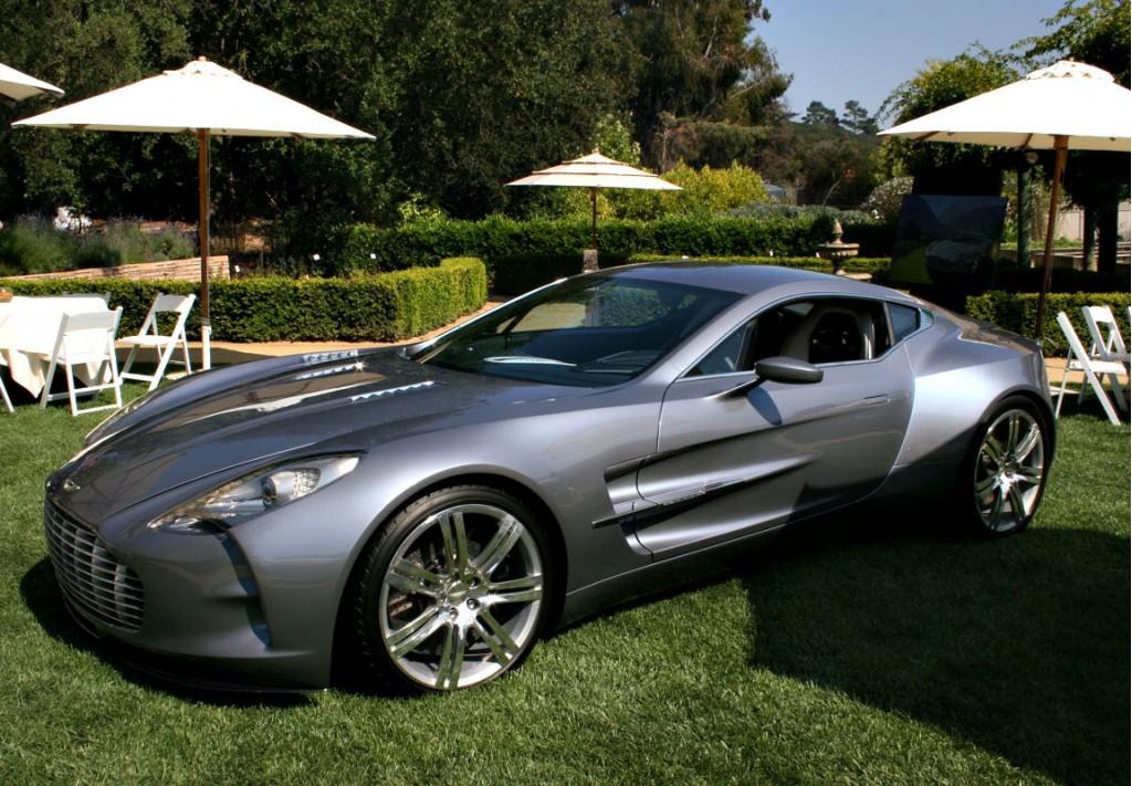 2010 Aston Martin One-77 Pictures/Photos Gallery - The Car Connection