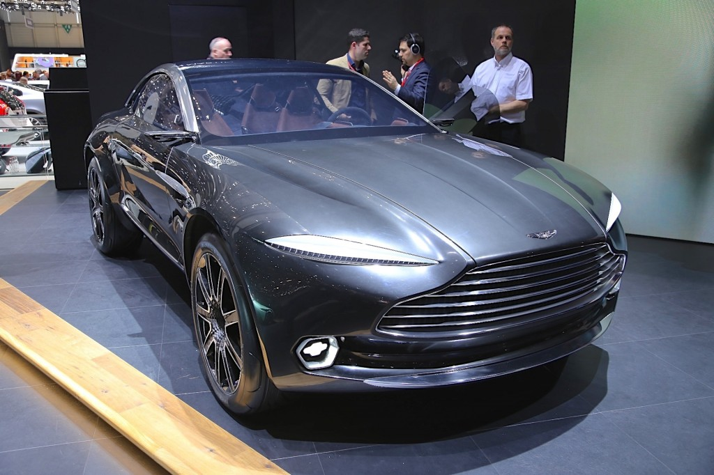 aston martin dbx concept is an all electric off roading sports car. Black Bedroom Furniture Sets. Home Design Ideas