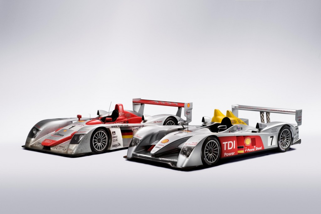 audi le mans prototypes lightness through gorgeous carbon. Black Bedroom Furniture Sets. Home Design Ideas