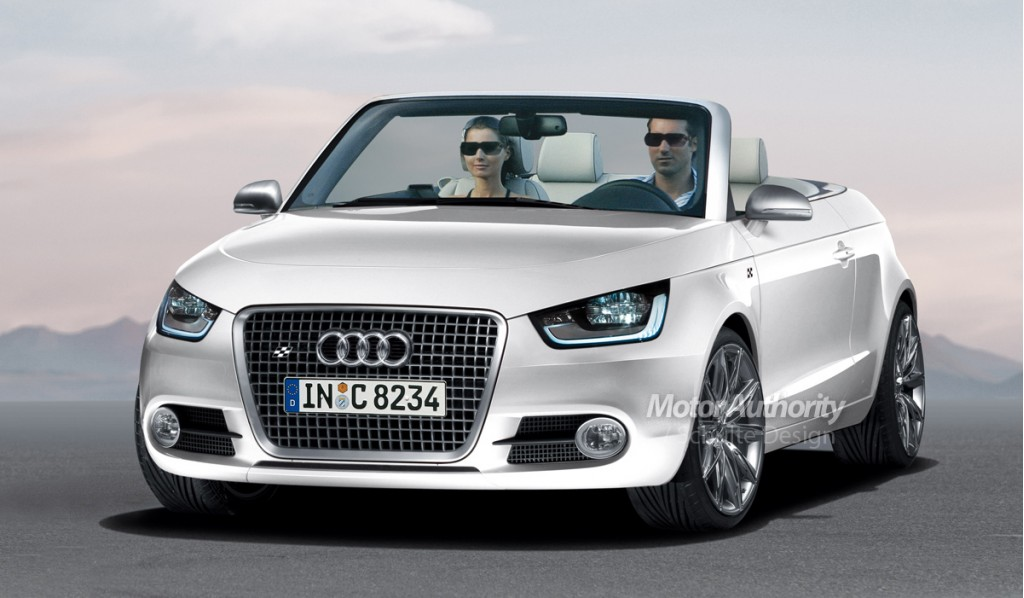 audi a1 cabrio 2. Black Bedroom Furniture Sets. Home Design Ideas