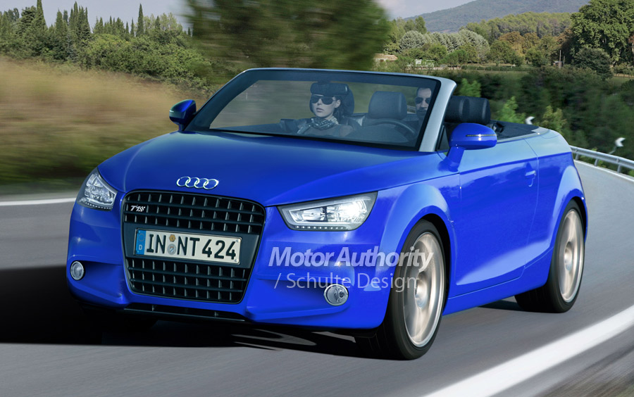 Cars Blog The Great Audi A1