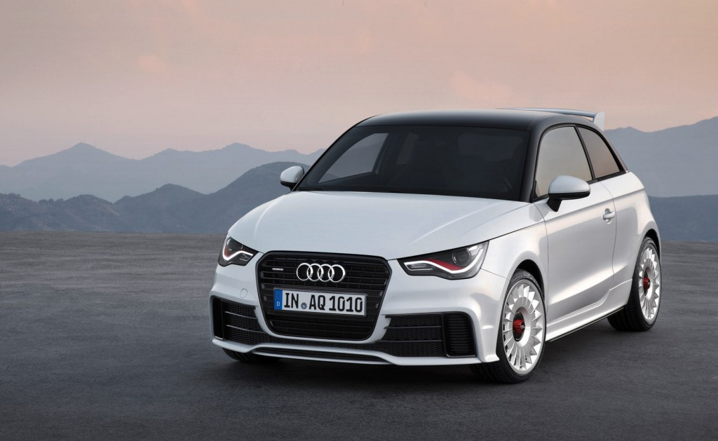 audi a1 quattro limited edition awesome. Black Bedroom Furniture Sets. Home Design Ideas
