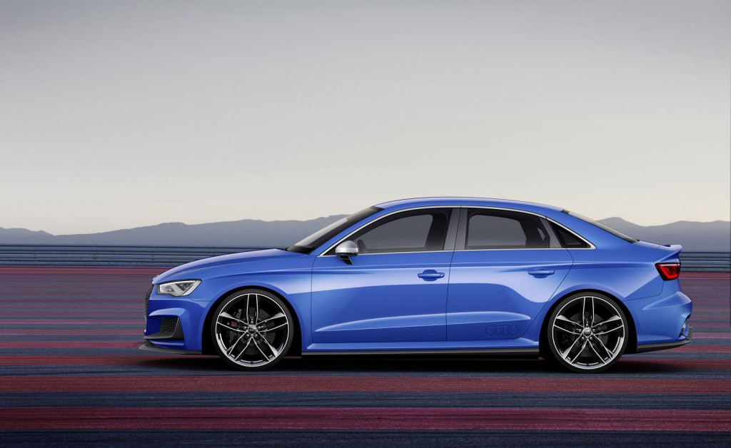 audi hints at new rs 3 with a3 clubsport quattro concept. Black Bedroom Furniture Sets. Home Design Ideas