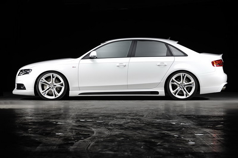 Rieger Tuning Audi A4 Debuts At Tuning World Bodensee