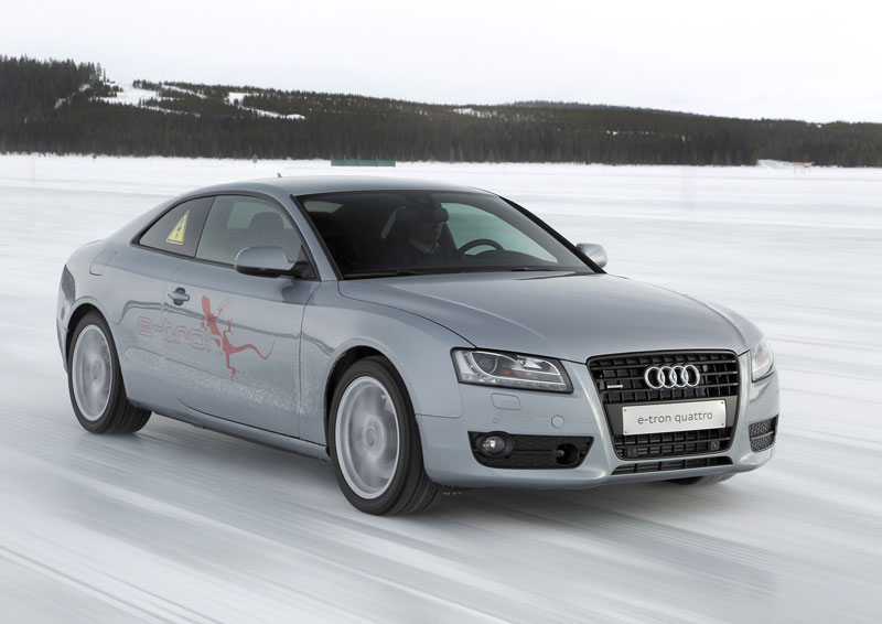new a4 to be first audi road car with e quattro hybrid all wheel drive report. Black Bedroom Furniture Sets. Home Design Ideas
