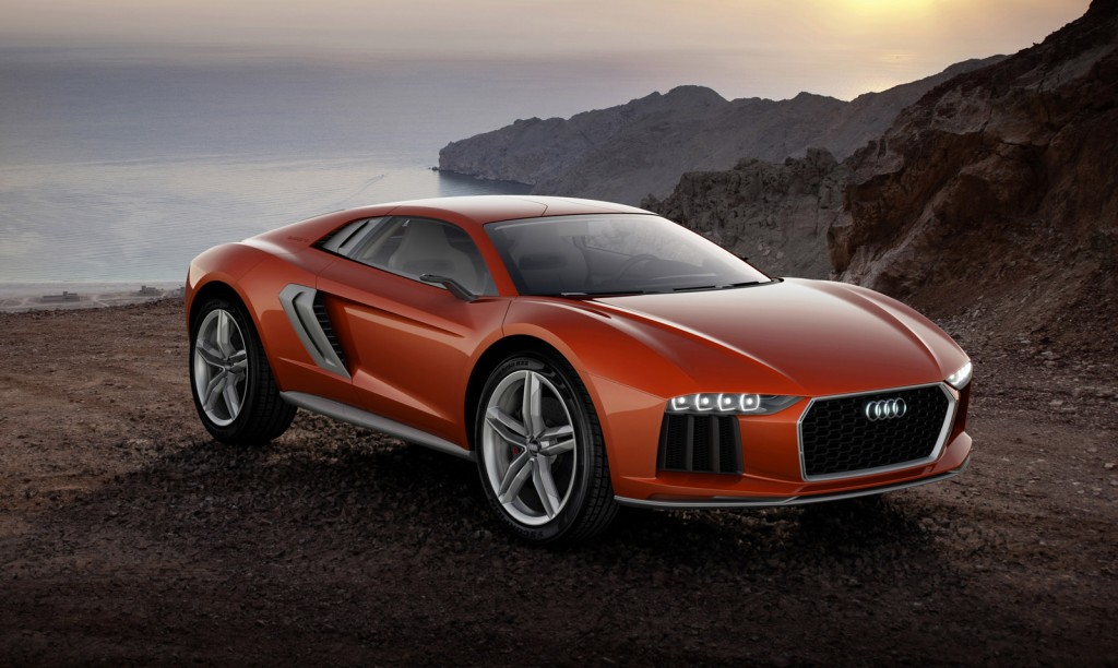 audi surprises frankfurt with nanuk quattro concept. Black Bedroom Furniture Sets. Home Design Ideas