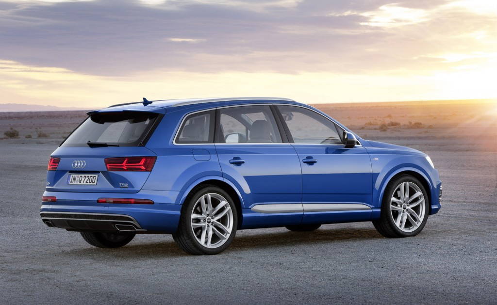 2016 Audi Q7 First Look