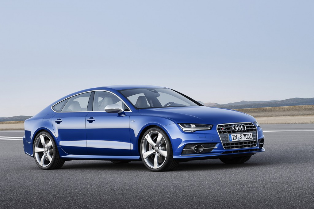 The Driver S Seat 2014 Audi S7 Review