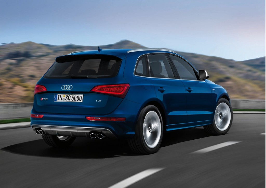 audi sq5 tdi preview 313 hp twin turbo diesel crossover. Black Bedroom Furniture Sets. Home Design Ideas