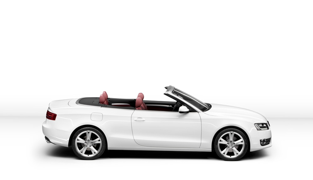 Competitions on the A5 convertible hardtop, and includes the Mercedes-Benz