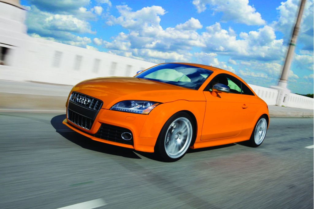 View Cars On The Web New Audi Tt Coupe And Convertible In 1999