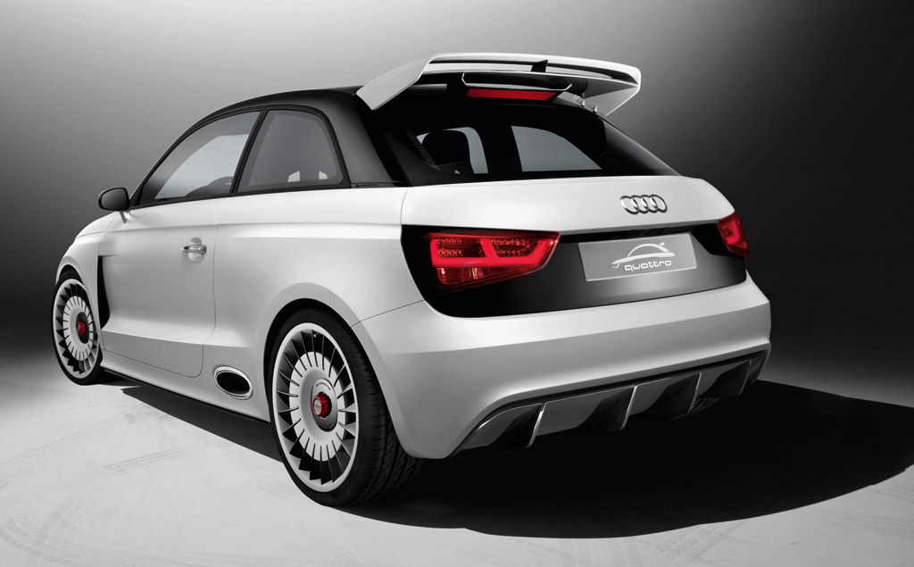 audi a1 clubsport quattro concept w rthersee tour 2011. Black Bedroom Furniture Sets. Home Design Ideas