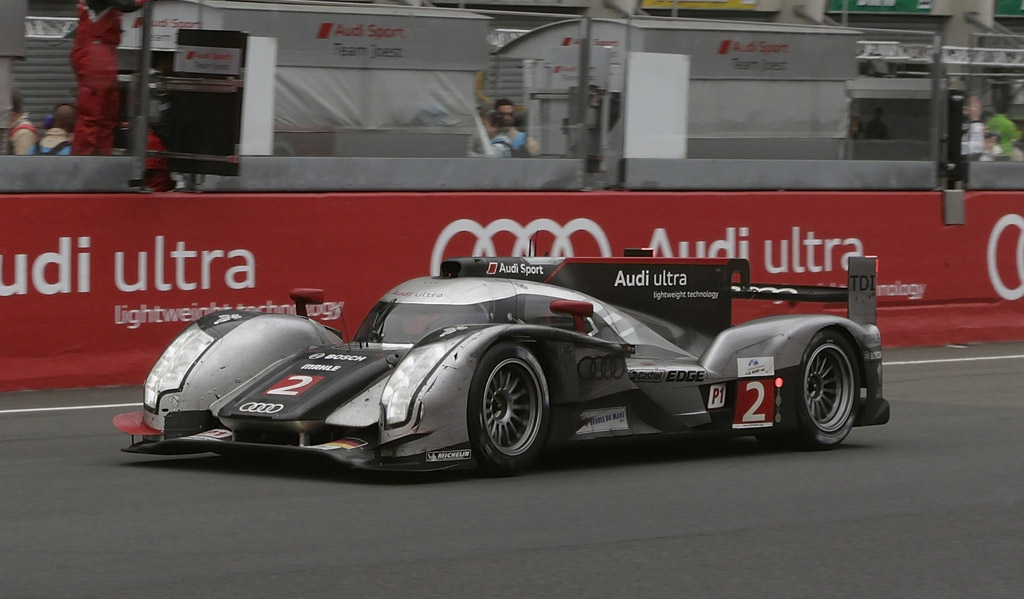 Audi To Defend Le Mans Title With Three R18 E Tron