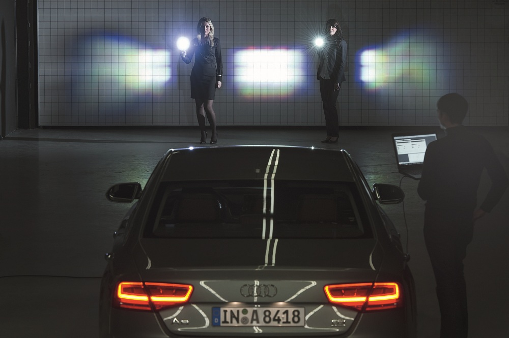 Volvo Kansas City >> Audi's Smart LED Headlights Banned In The U.S., Okay Everywhere Else
