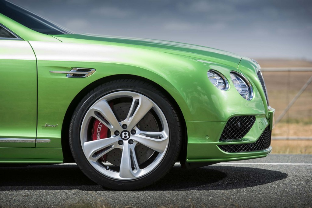 Bentley continental gt and flying spur updated for 2016 for Phillips mercedes benz virginia beach