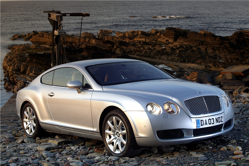Compared Bentley Continental Gt Vs Mercedes Benz Cl Class