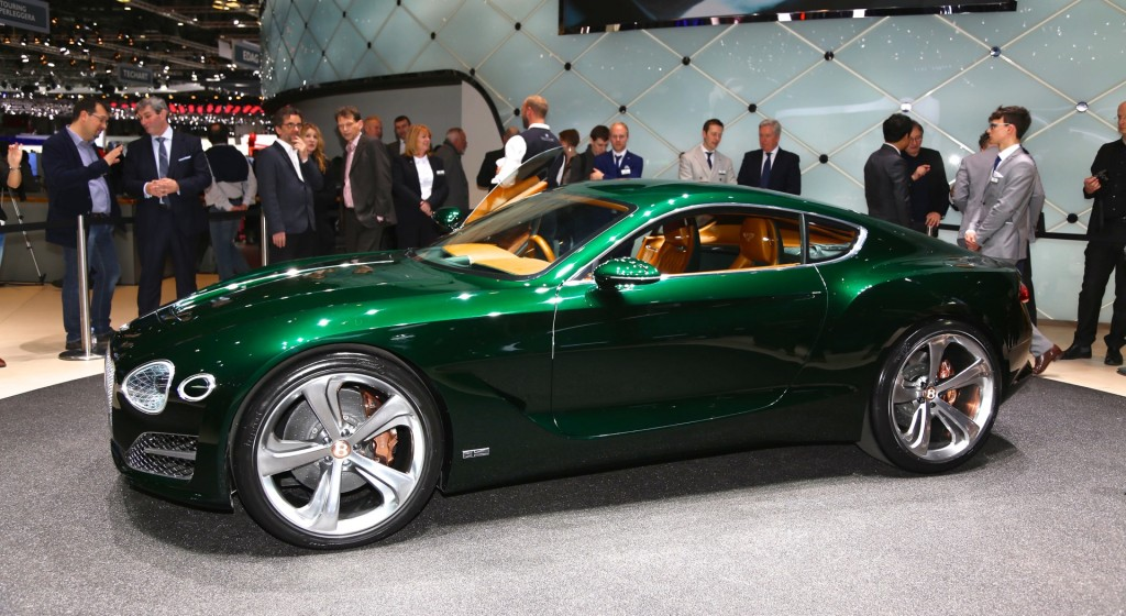 New EXP 10 Speed 6 Concept Hints At Potential Bentley Sports Car: Live