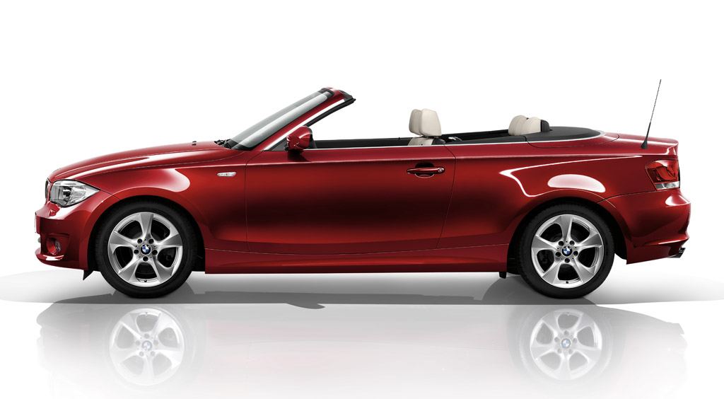 2012 BMW 1 Series Coupe And Convertible Preview