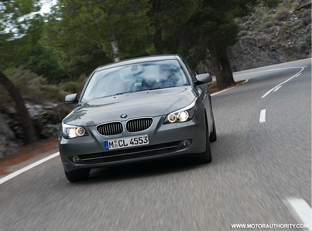 2008 bmw 5 series pictures photos gallery the car connection. Black Bedroom Furniture Sets. Home Design Ideas