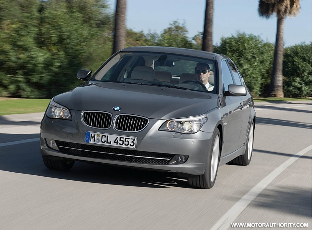 2008 bmw 5 series pictures photos gallery motorauthority. Black Bedroom Furniture Sets. Home Design Ideas