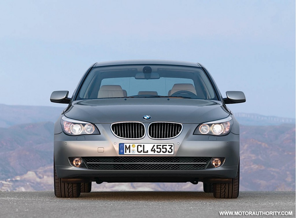 2008 bmw 5 series pictures photos gallery green car reports. Black Bedroom Furniture Sets. Home Design Ideas