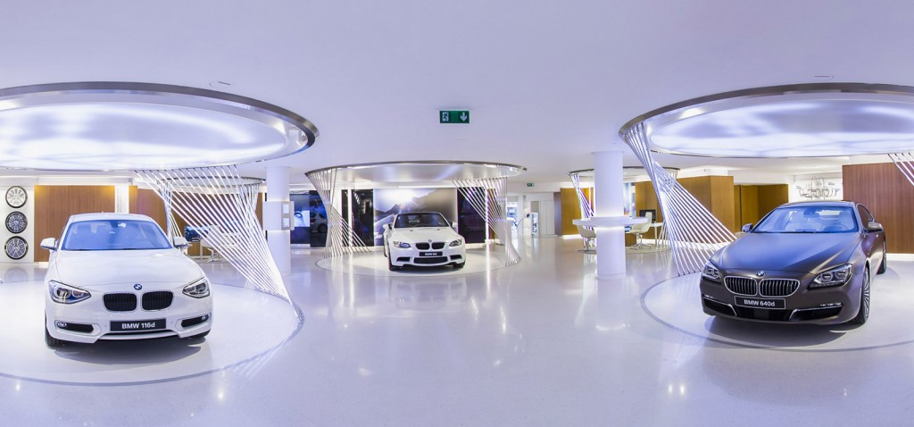 bmw-brand-store-in-paris- ...