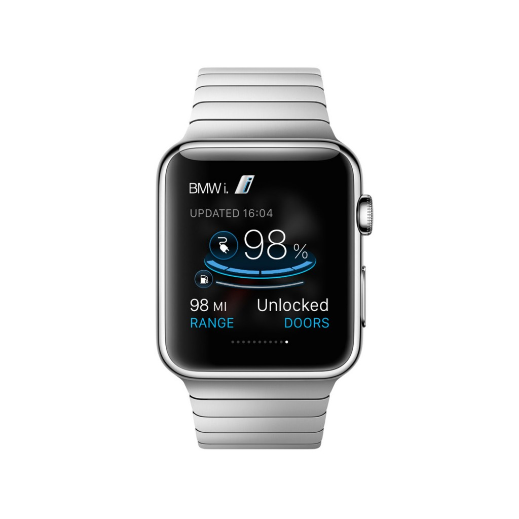 how to connect myfitnesspal to apple watch