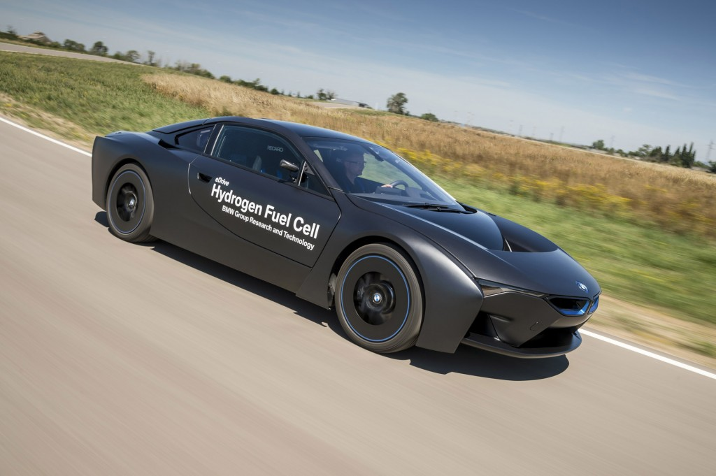 bmw hydrogen fuel cell prototypes now testing production