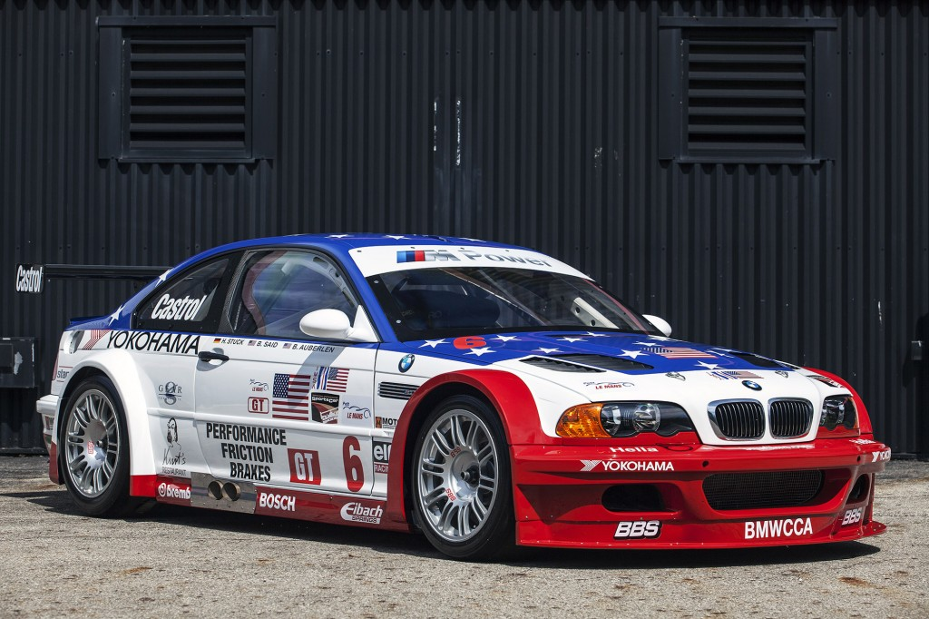 Mini Supercars For Sale >> Image: 2001 BMW M3 GTR, size: 1024 x 682, type: gif ...