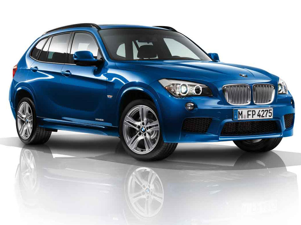 bmw x1 m sports package revealed. Black Bedroom Furniture Sets. Home Design Ideas