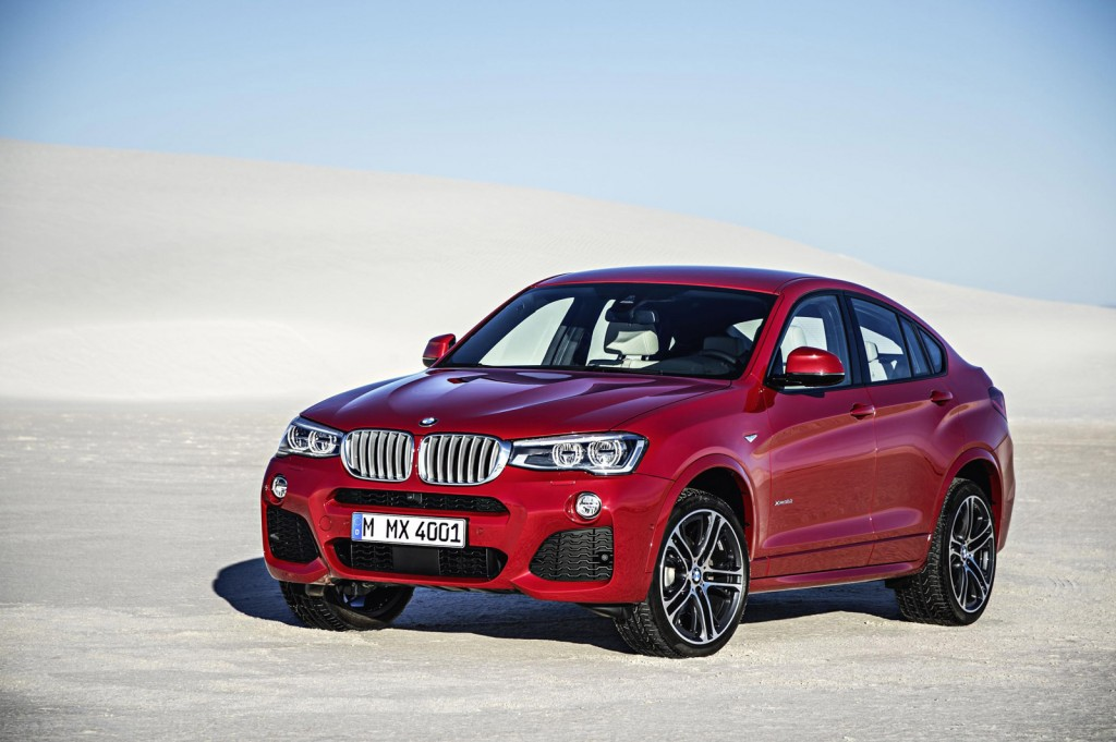 2015 bmw x4 revealed priced from 45 625 live photos. Black Bedroom Furniture Sets. Home Design Ideas