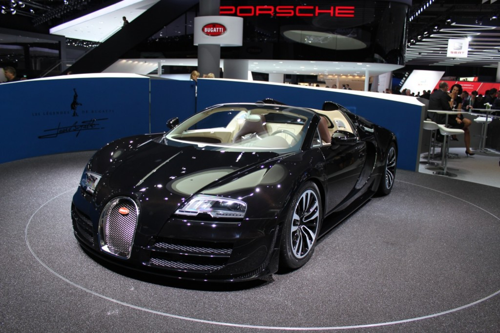 bugatti veyron grand sport motor spain auto design tech. Black Bedroom Furniture Sets. Home Design Ideas