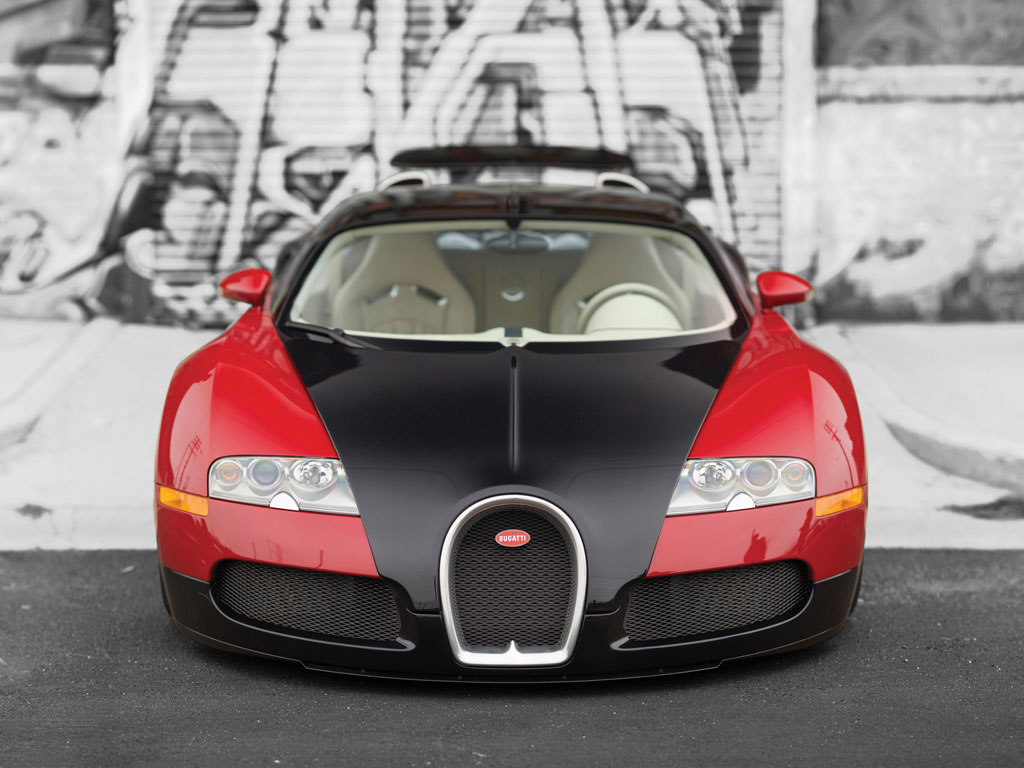 very first bugatti veyron sells for 1 8 million at. Black Bedroom Furniture Sets. Home Design Ideas