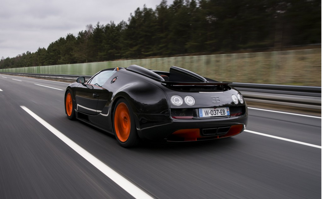 bugatti veyron grand sport vitesse world record car. Black Bedroom Furniture Sets. Home Design Ideas