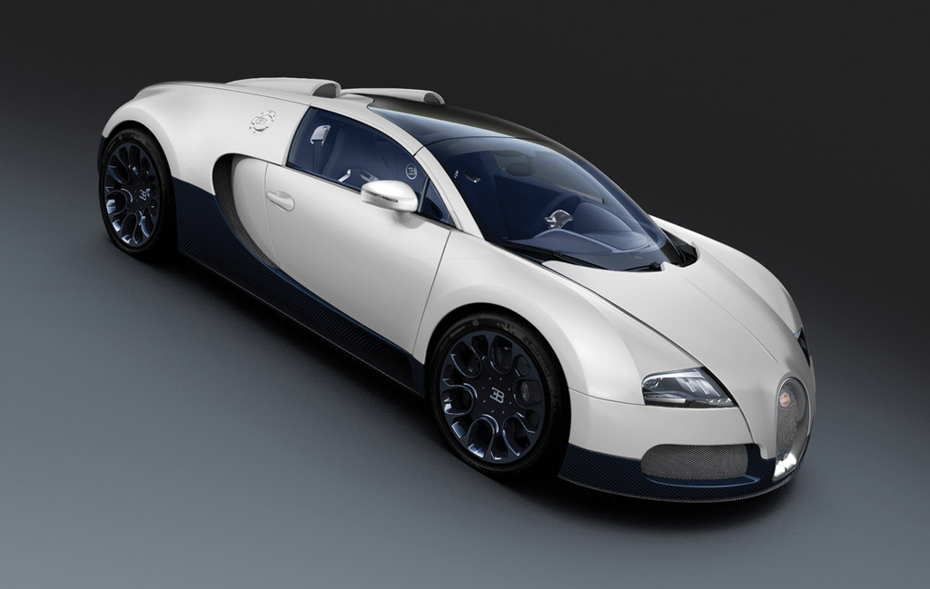bugatti veyron grand sport white matte blue carbon edition. Black Bedroom Furniture Sets. Home Design Ideas
