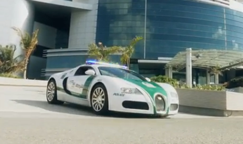 meet the bugatti veyron of the dubai police fleet video. Black Bedroom Furniture Sets. Home Design Ideas